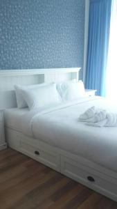 My Resort - HuaHin Unit E304, Апартаменты  Хуахин - big - 9