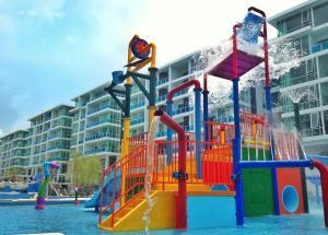My Resort - HuaHin Unit E304, Апартаменты  Хуахин - big - 16