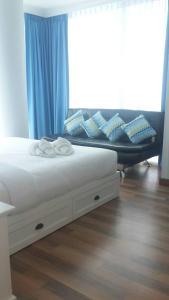 My Resort - HuaHin Unit E304, Апартаменты  Хуахин - big - 13