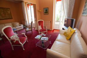 Paris Rome, Hotely  Menton - big - 34
