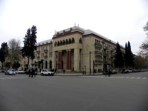 Отель Гянджа, Гянджа