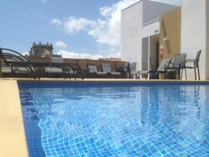 htel avec piscine terrasse climatisation wifi gratuit et ascenseur - Hotel Centre Barcelone Avec Piscine