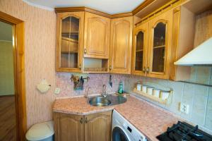 Apartamenty 24 Dikopolceva 49, Apartmány  Khabarovsk - big - 10
