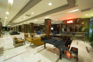 Отель Qafqaz Tufandag Mountain Resort Hotel - фото 27