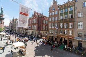 Gryf Apartments, Appartamenti  Danzica - big - 18