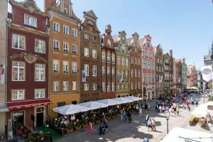 Gryf Apartments, Appartamenti  Danzica - big - 19