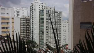 Balkony 92 - 4 Bedroom Apartment, Apartmány  Sao Paulo - big - 8
