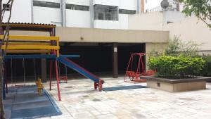 Balkony 92 - 4 Bedroom Apartment, Apartmány  Sao Paulo - big - 7