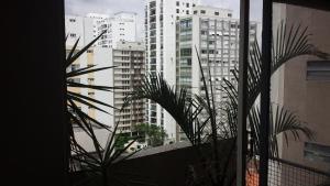 Balkony 92 - 4 Bedroom Apartment, Apartmány  Sao Paulo - big - 3