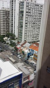 Balkony 92 - 4 Bedroom Apartment, Apartmány  Sao Paulo - big - 2