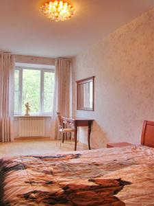 (Apartment Pushkinskaya 4)