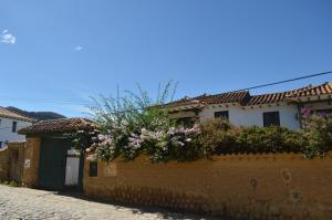 Casa colonial vacacional El refugio delos Virreyes, Holiday homes  Villa de Leyva - big - 15