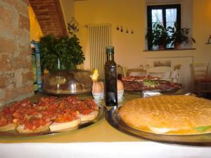 Casa Di Campagna In Toscana, Загородные дома  Совичилле - big - 101