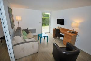 Hotel Le Relais des Champs, Hotely  Eugénie-les-Bains - big - 7