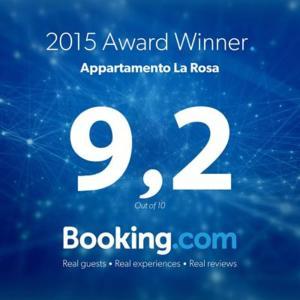 Appartamento La Rosa