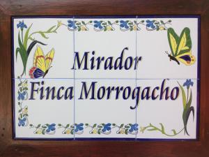 Mirador Finca Morrogacho