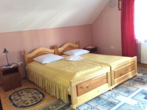 Casa Andrada & Ilinca, Penziony  Gura Humorului - big - 3