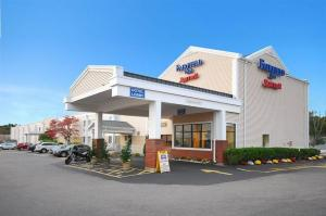 Nearby hotel : Fairfield Inn Boston Dedham