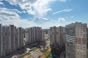 Izumrudnye Holmy 1, Apartmány  Krasnogorsk - big - 19
