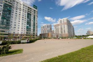 Izumrudnye Holmy 1, Apartmány  Krasnogorsk - big - 24