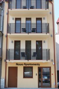 Nowa Apartamenty