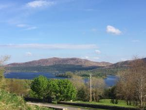 Apartment looking over Lough Gill
