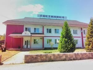 Edem Inn, Inns  Unecha - big - 7