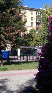Oksana's Apartment in Moscow