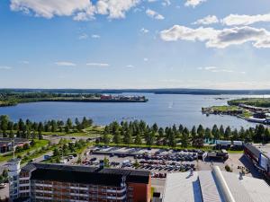 KUST Hotell & SPA, Hotely  Piteå - big - 4