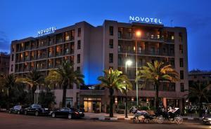 نوفوتيل مراكش هيفيرينادج (Novotel Marrakech Hivernage)