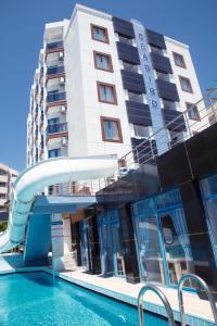 Sea Bird Hotel, Szállodák  Didim - big - 19