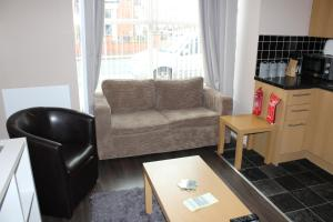 Castleton Boulevard Apartments, Apartments  Skegness - big - 27
