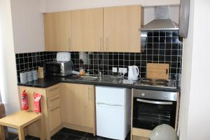 Castleton Boulevard Apartments, Apartments  Skegness - big - 16