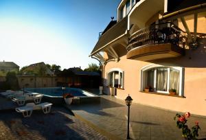 Muschel Panzió, Guest houses  Keszthely - big - 3