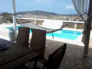 Elena's Luxury Apartments and Villa, Apartments  Panormos Mykonos - big - 25