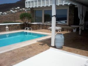 Elena's Luxury Apartments and Villa, Apartments  Panormos Mykonos - big - 22