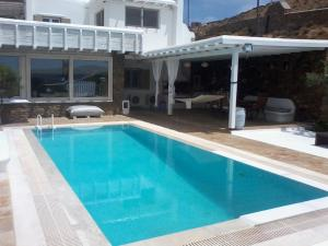 Elena's Luxury Apartments and Villa, Apartmány  Panormos Mykonos - big - 18
