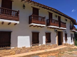 La Buganvilla Barichara, Апартаменты  Barichara - big - 15