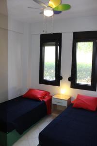 Housing Pefkos, Apartmanok  Néa Fókea - big - 65