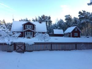 Villa Hanson, Prázdninové domy  Elbiku - big - 15