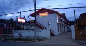 Cabañas La Posada Del Mar, Апарт-отели  El Quisco - big - 1