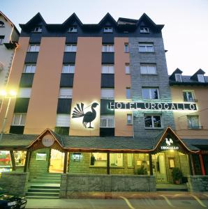 hoteles en viella: