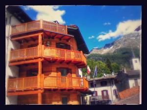 LTHorses & Dreams - Accommodation - La Thuile