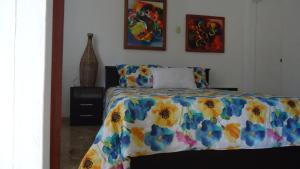 Apartamento Edificio Familia Klein, Apartmanok  Guayaquil - big - 12