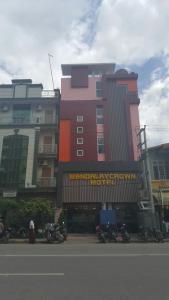 Mandalay Crown Motel - Burmese Only