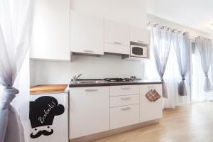 La Fonte Appartamenti, Apartmanok  Abano Terme - big - 25