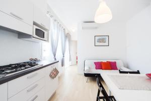 La Fonte Appartamenti, Apartmanok  Abano Terme - big - 35