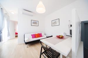 La Fonte Appartamenti, Apartmanok  Abano Terme - big - 34