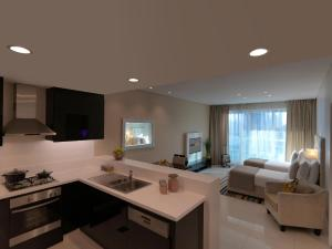 Three Bedroom Suite Canal View