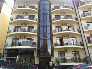 Гостиница «Прометей 3», Дивноморское